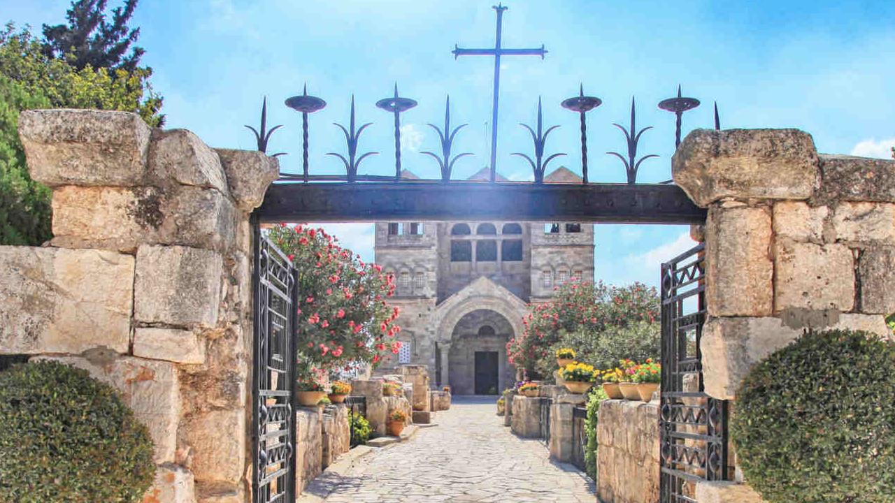 Mont Tabor Israël Oasis