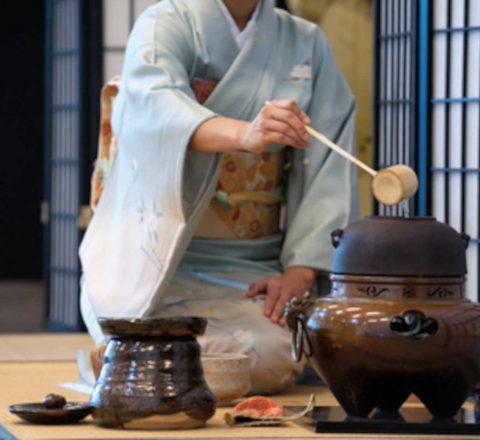 Cérémonie du thé Japon Oasis