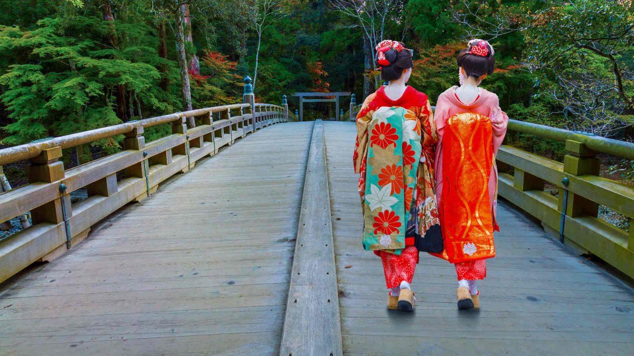 Geisha japonaise Japon Oasis