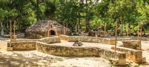 Hutte de vapeurs, cérémonie de purification, Temazcal, Circuit initiatique au Mexique, Oasis