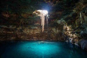 Cenote, site sacré du Yucatan, Circuit initiatique au Mexique, Oasis