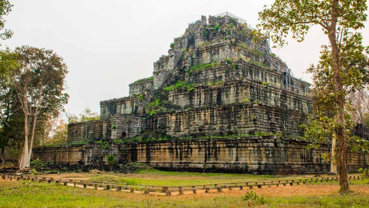 Ressourcement à Koh Ker Cambodge Oasis