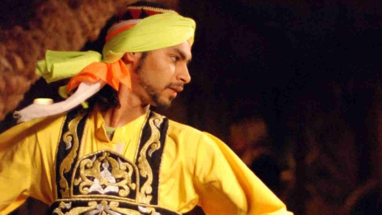 Danse derviche tourneur Egypte Oasis