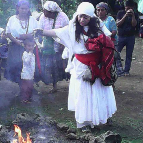 Chamane Doña Lidia, Guatemala, Oasis