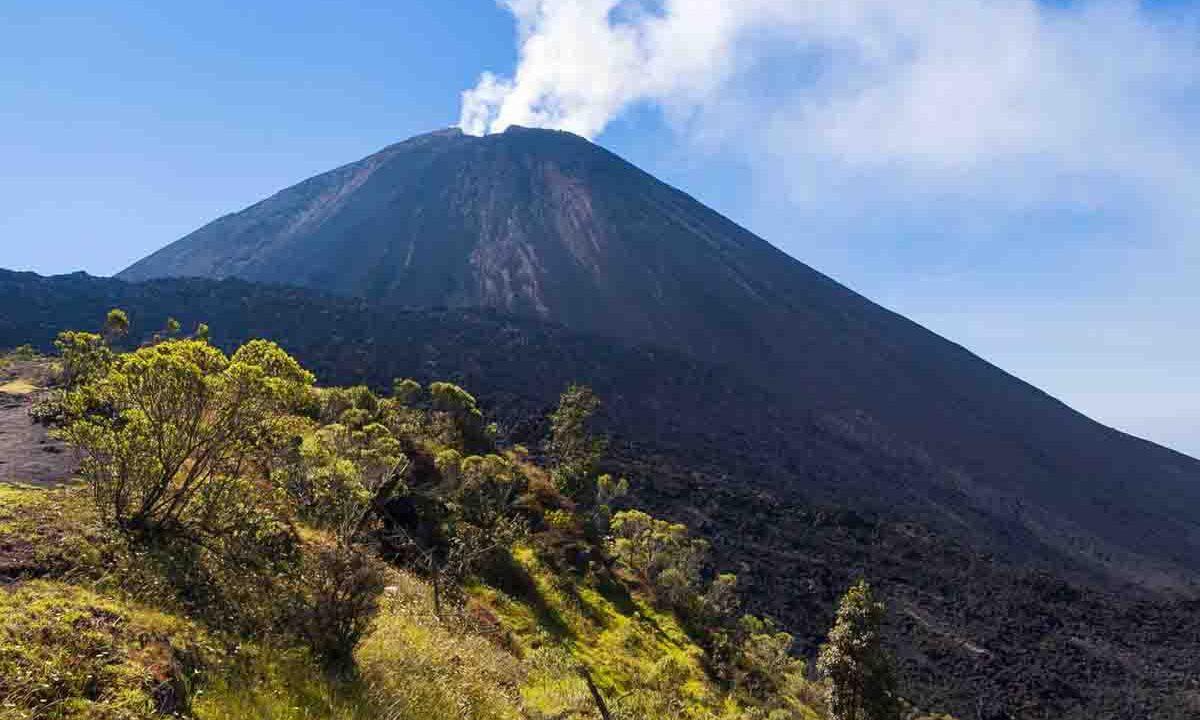 Volcan Pacaya, Guatemala, Oasis