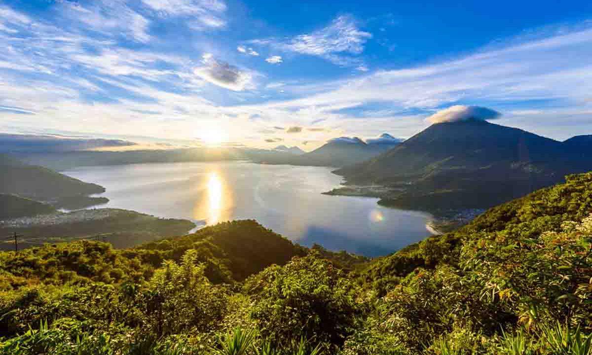 Lac Atitlan, Guatemala, Oasis