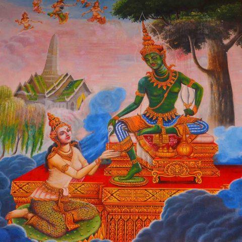 Shiva et Lakshmi, Inde, Oasis
