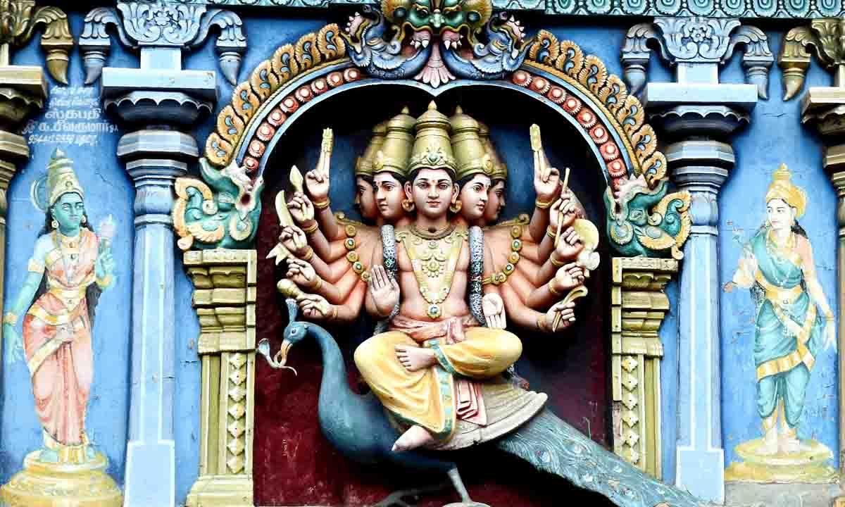 Temple de Madurai, Inde, Oasis