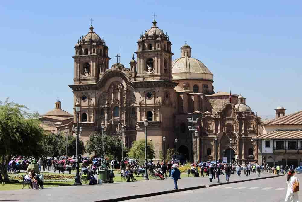 Cusco, Pérou, Oasis