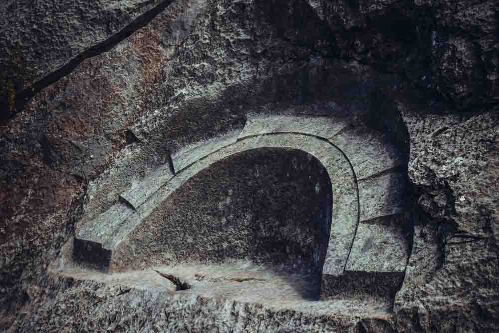 Temple de la lune de Killarumiyuc, Pérou, Oasis