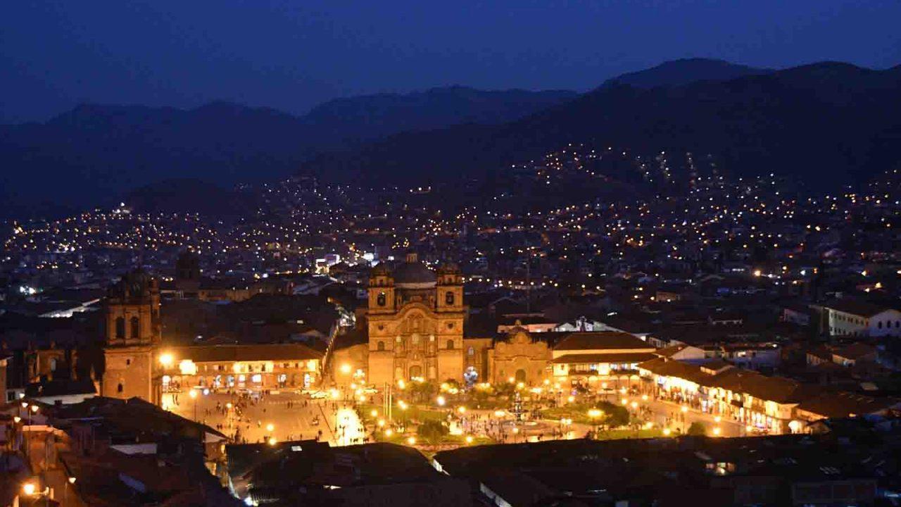 Cusco illuminé, Pérou, Oasis