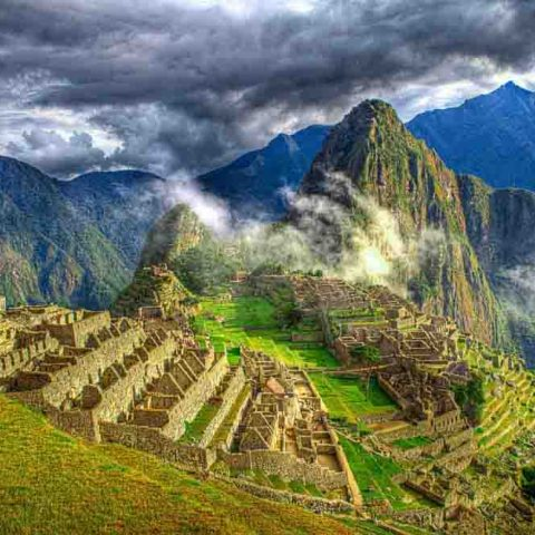 Machu Picchu, Pérou, Oasis