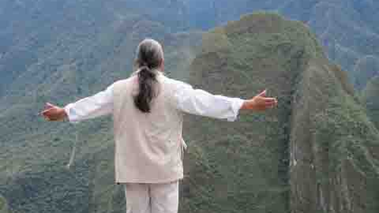 Initiation inca au Machu Picchu, Pérou, Oasis