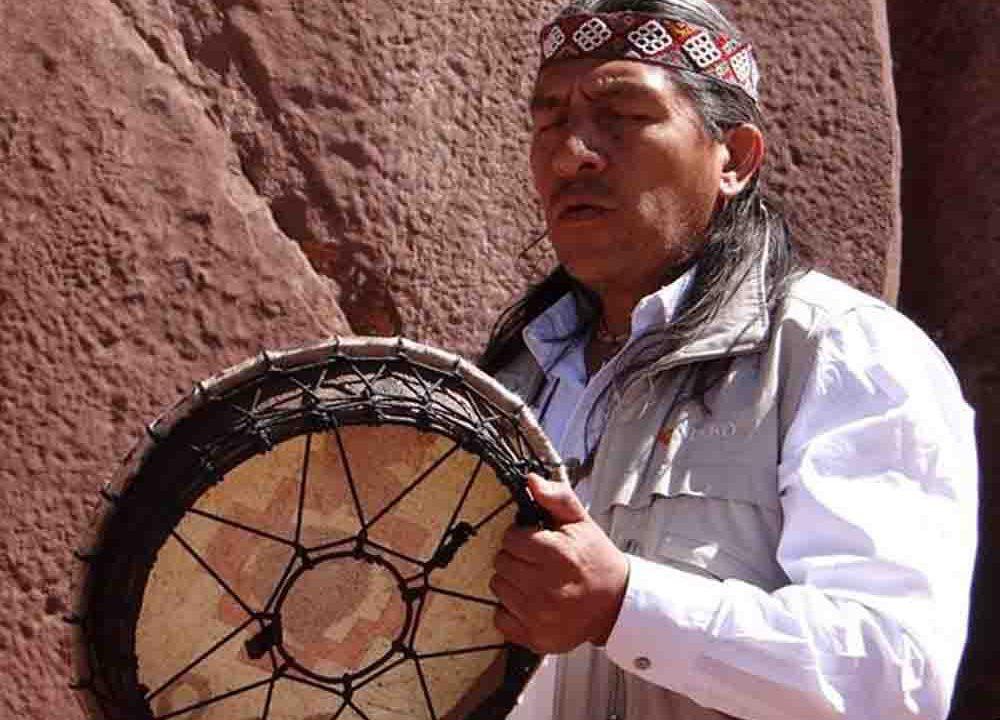 Cérémonie tambour, Paullo, voyage chamanique au Pérou, Oasis