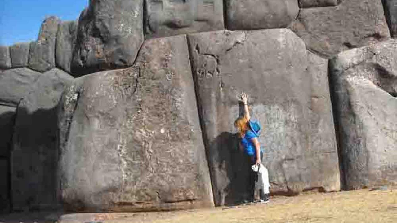 Energie tellurique, Sacsayhuaman, Pérou, Oasis