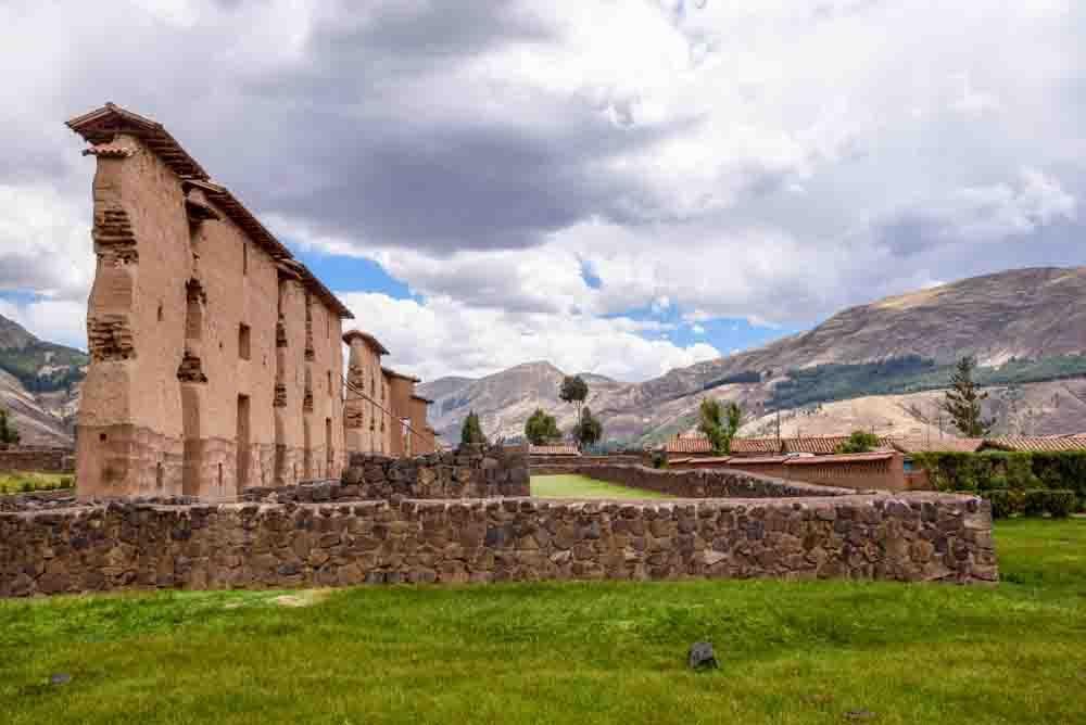 Wiraqocha, Pérou, Oasis