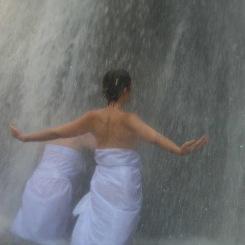 Purification source sacrée Bali Oasis