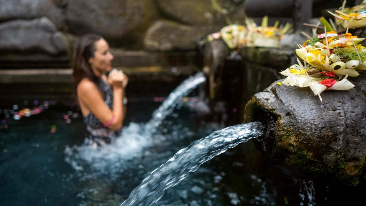 Source de purification Bali Oasis