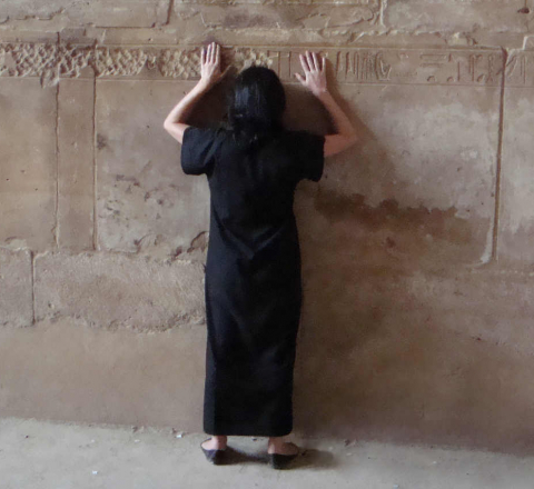 Méditation terre sacrée Egypte Oasis