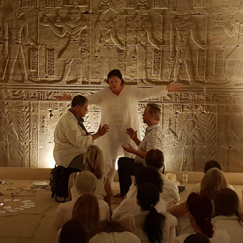 Rituel Narducci Egypte Oasis