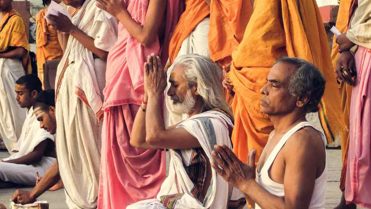 Brahmanes, Inde, Oasis