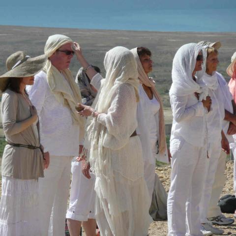 Israël expérience du sacré Oasis