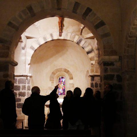 Visites possibles de Pâques à la Toussaint