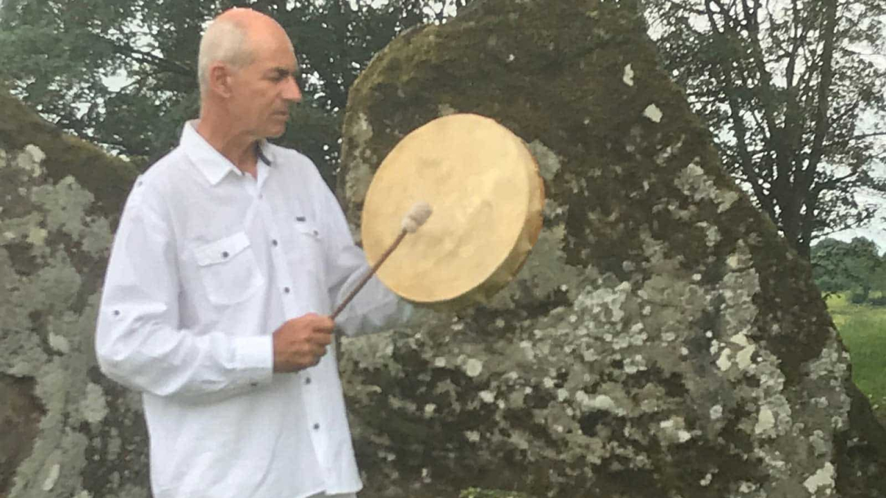 Cérémonie Weber Irlande Oasis