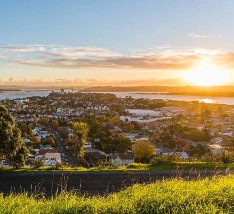 Auckland Nouvelle-Zélande Oasis