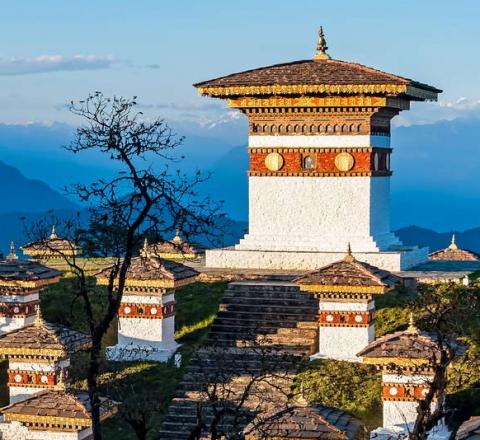 Dochu voyage initiatique Bhoutan Oasis