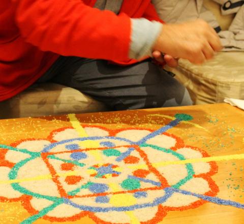 Voyage initiatique mandala Bhoutan Oasis