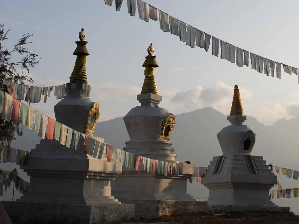 Article : Le Bhoutan, la puissance initiatique des couleurs, par Eric GRANGE