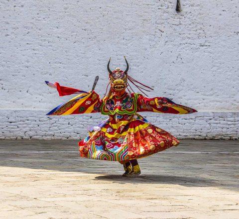 Festival Dochu Bhoutan Oasis