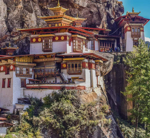 Taktsang Bhoutan Oasis