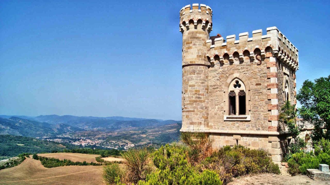 Beauté de Rennes le Château en France, Oasis