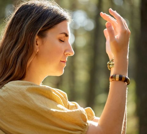 Connexion méditation séjour en conscience France Oasis