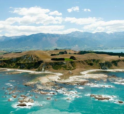 Kaikoura Nouvelle-Zélande Oasis