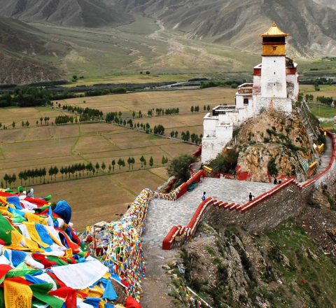 Tsetang Tibet Oasis