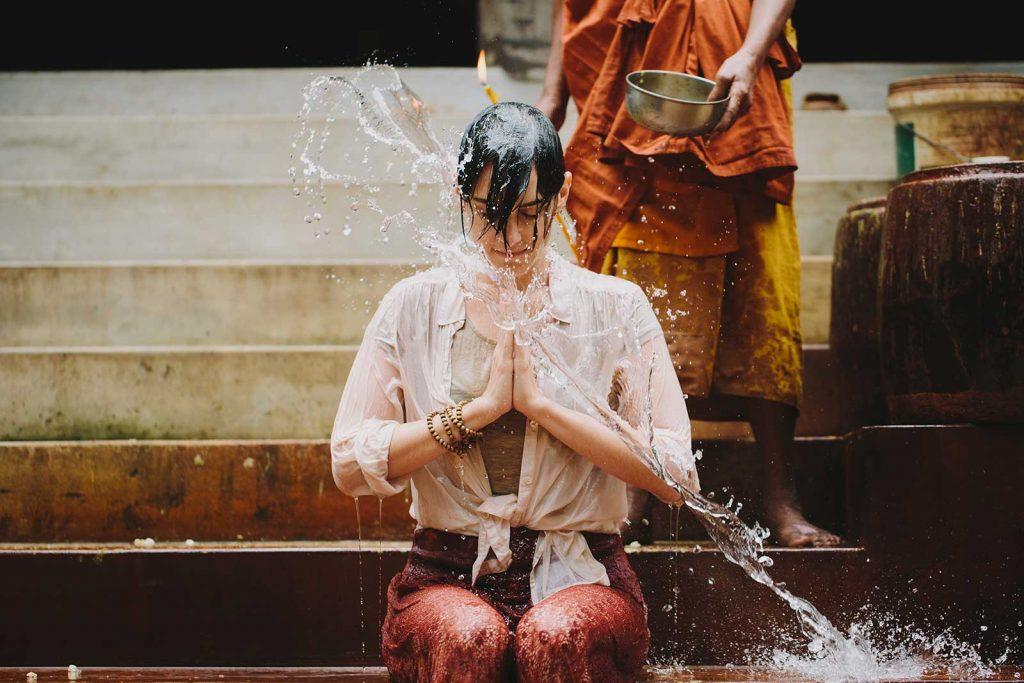Rituel de purification, voyage initiatique au Cambodge, Oasis
