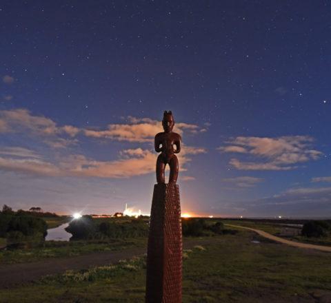 Maori spiritualité Nouvelle-Zélande Oasis