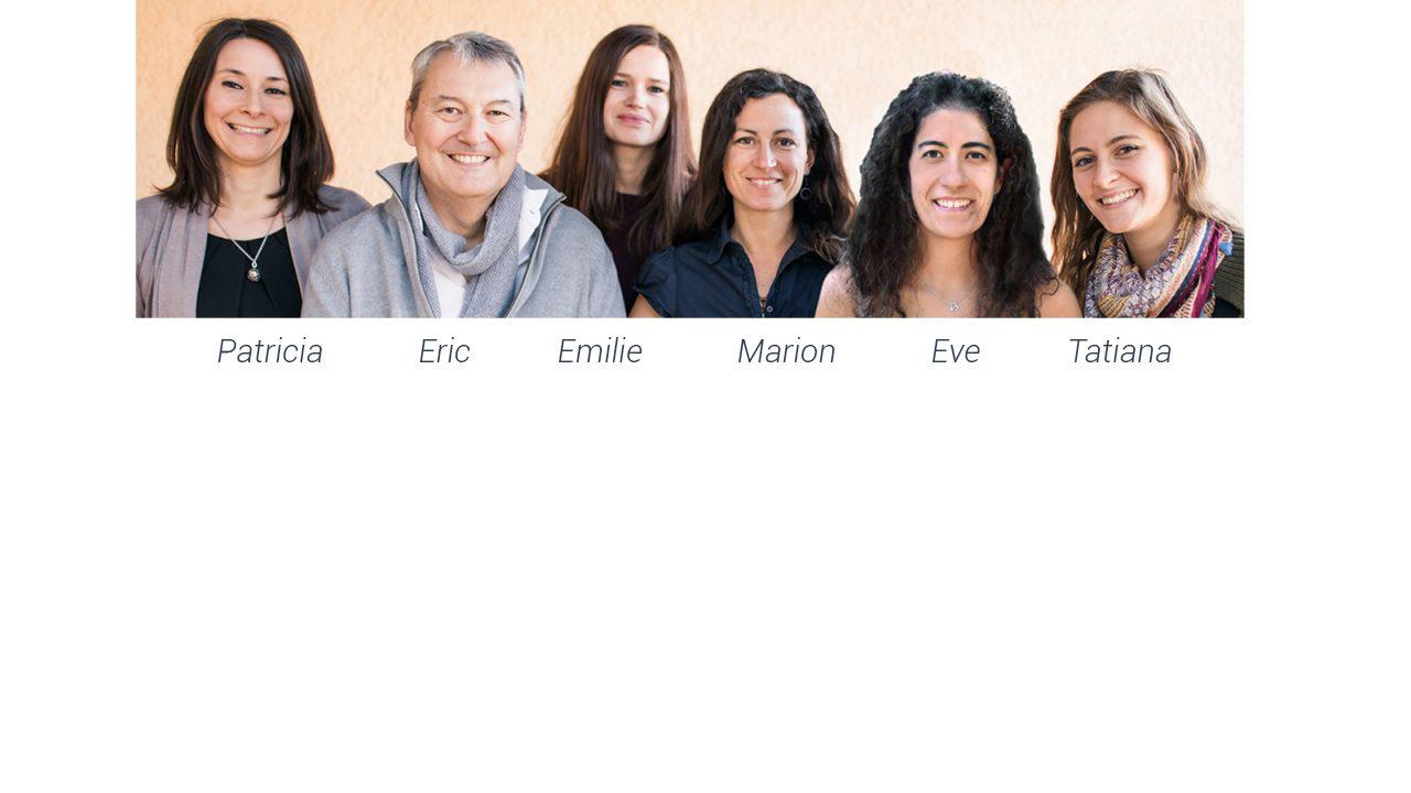Equipe de l'agence de voyages en conscience Oasis, l'Eveil aux Mondes