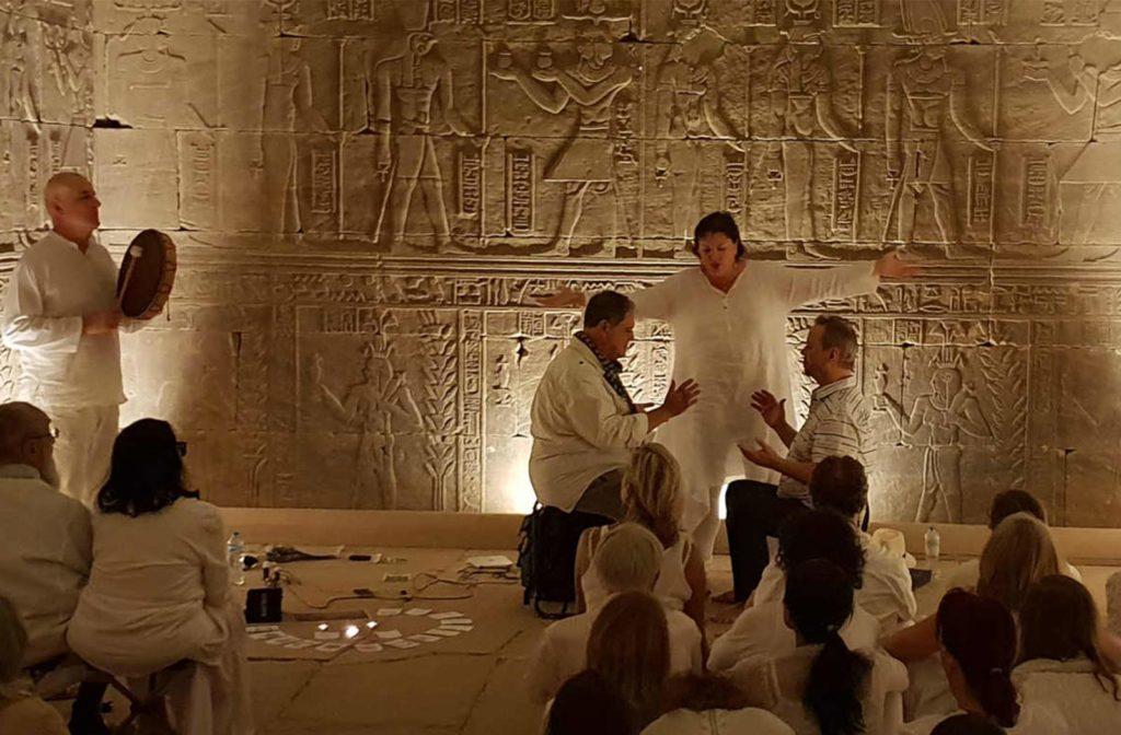 Voyage initiatique en Egypte, rituels, Oasis