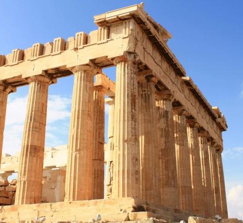 Acropole Parthenon Grèce Oasis