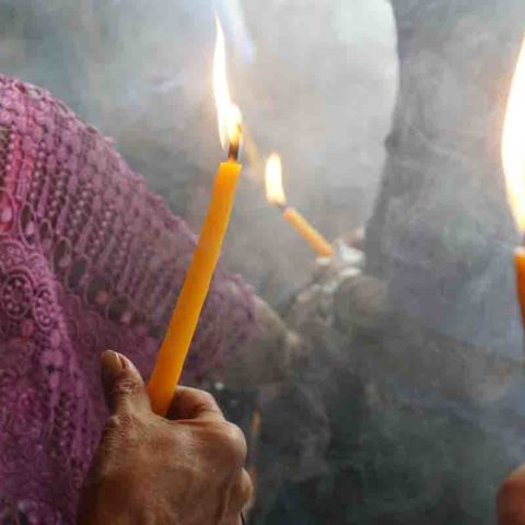 Rituel bougies voyage spirituel Guatemala Oasis