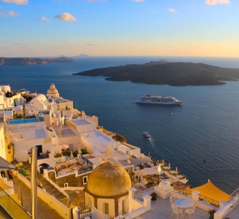 Voyage initiatique Grèce Oasis
